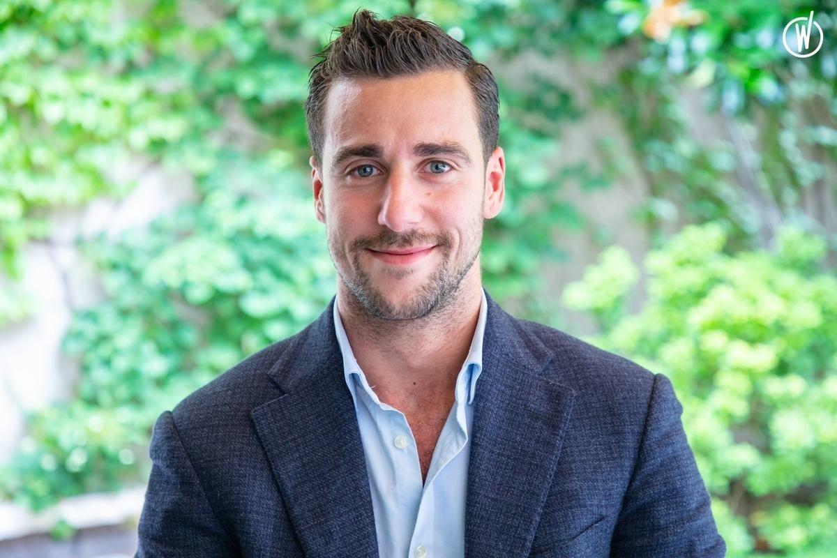 Rencontrez Jordan, Ingénieur d'Affaires - PeopleSpheres