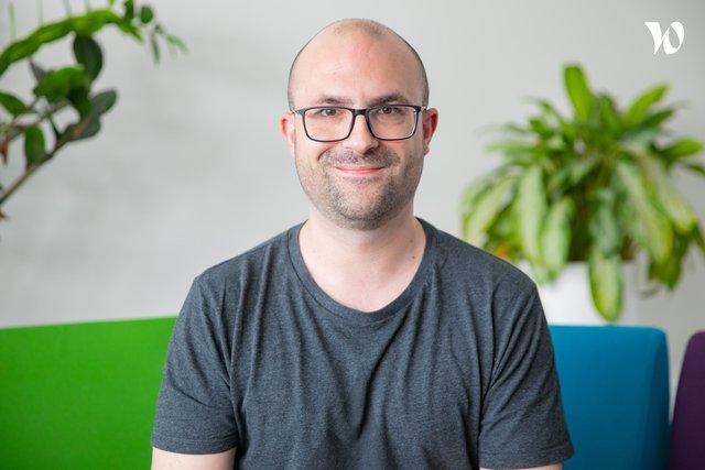 Rencontrez Julien, Ingénieur Support:Customer Care Engineer - Centreon