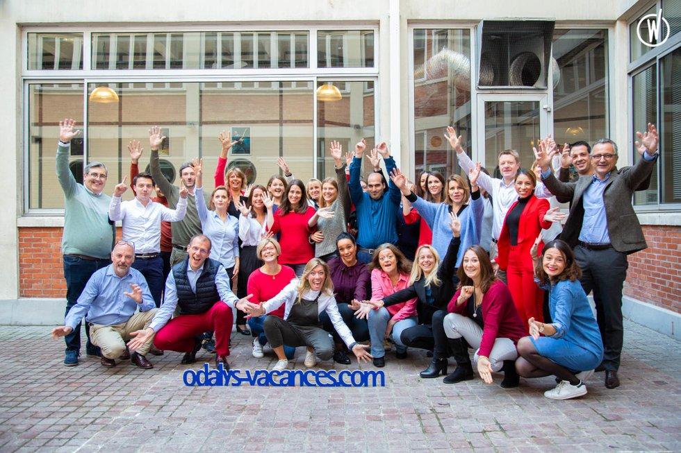 Groupe Odalys