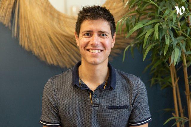 Rencontrez François, Co-fondateur & CTO - Yuka