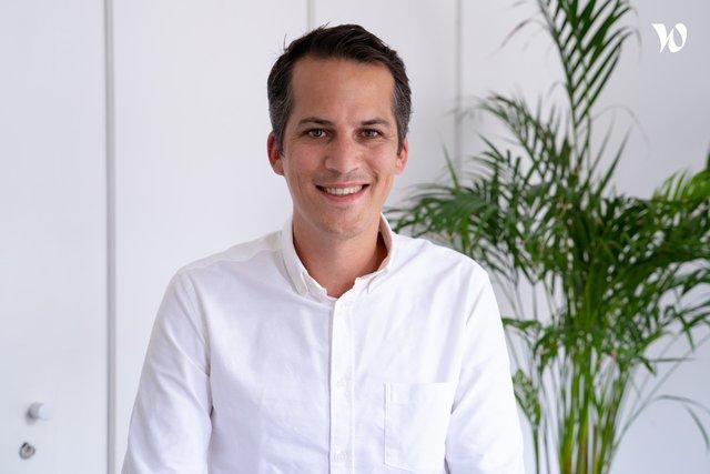 Rencontrez Gaspard, Sales Director France - SoCloz