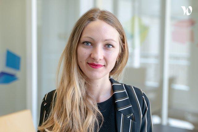 Meet Jessica, Head Marketing & Communication - inWebo