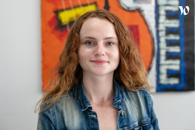 Rencontrez Lisa, Assistante commerciale - DRI