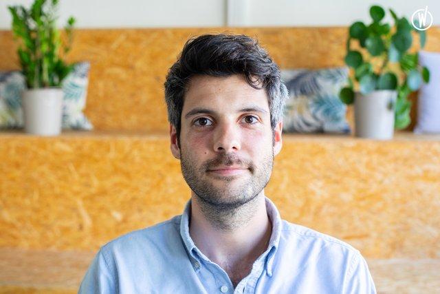 Rencontrez Matthieu, Chef de projets Travaux - hemea (ex-Travauxlib)