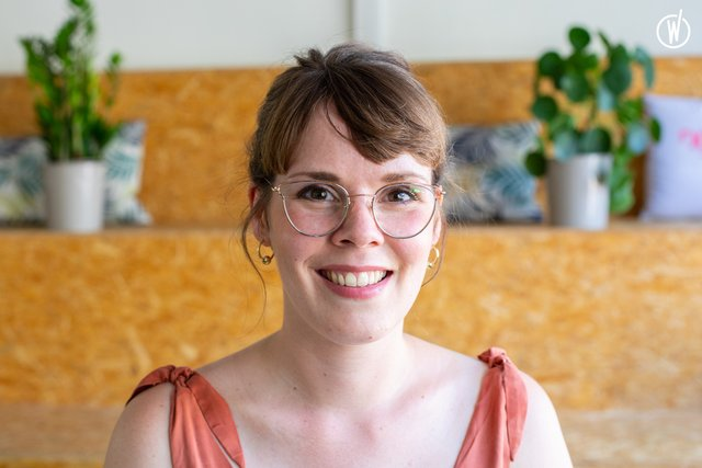 Rencontrez Léa, Chargée de projet design - hemea (ex-Travauxlib)