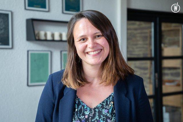 Rencontrez Marie, Chef de projet customer success - Orfeo