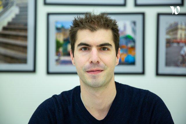 Rencontrez Jérôme, CTO & Co-fondateur - Stairwage