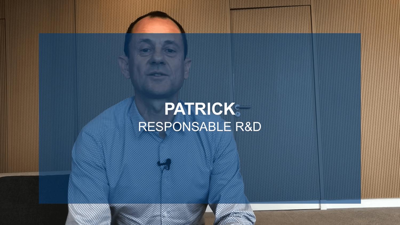 Patrick, VP R&D System Developement, Clinical Unit - bioMérieux