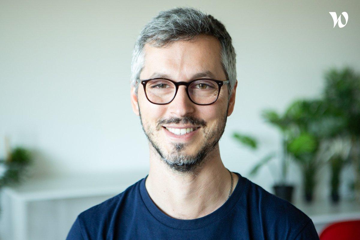Meet João, CTO - Lovys