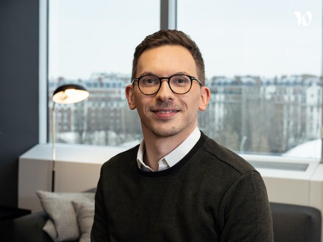 Rencontrez Sébastien, Responsable Marketing Innovation & Nouvelles Expérience Publicitaires - Groupe TF1