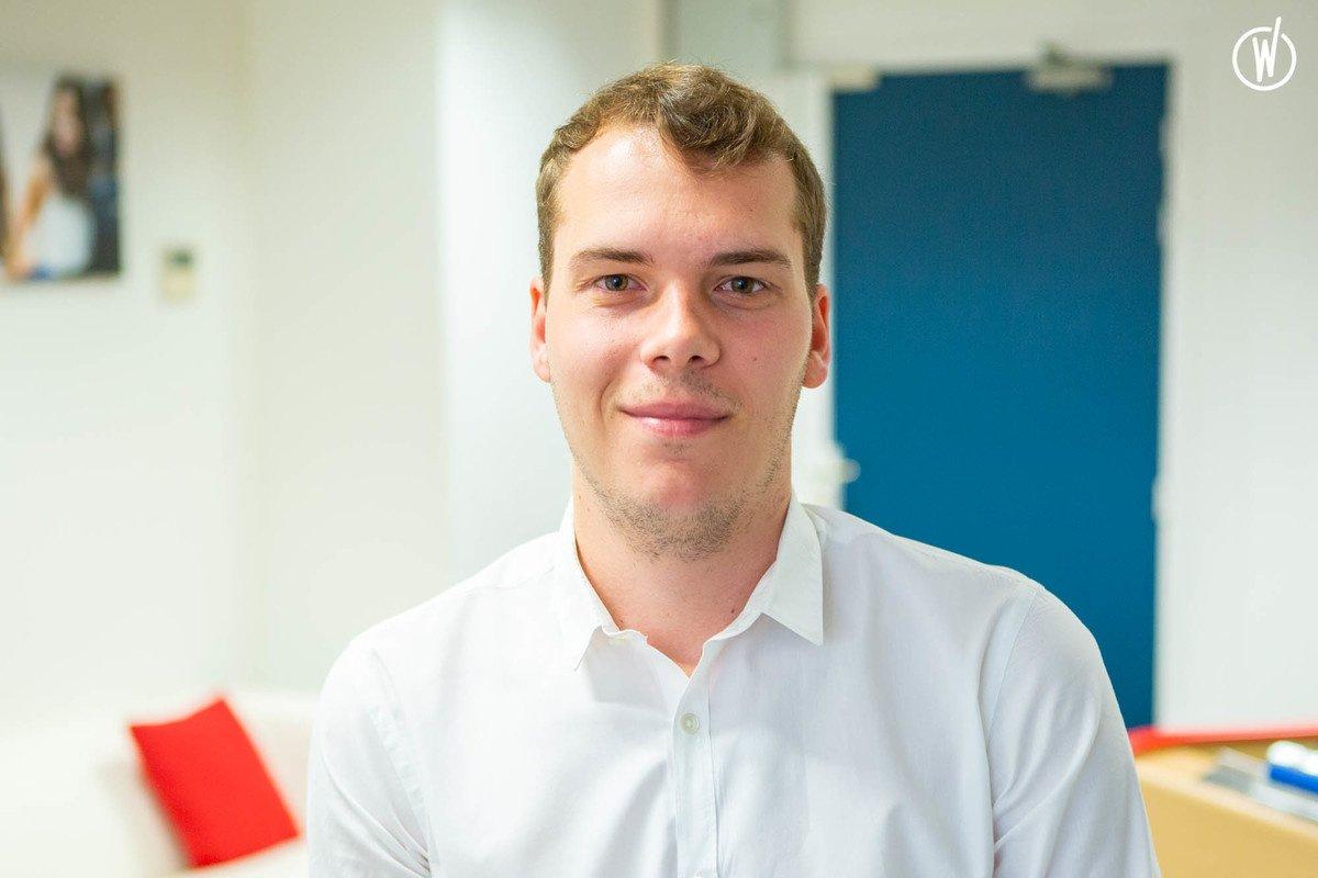 Rencontrez Max, Chef de projet SEO - L'Agence Web