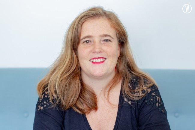 Rencontrez Aurélie, Office & Talent Acquisition Manager - Balinea by Uala