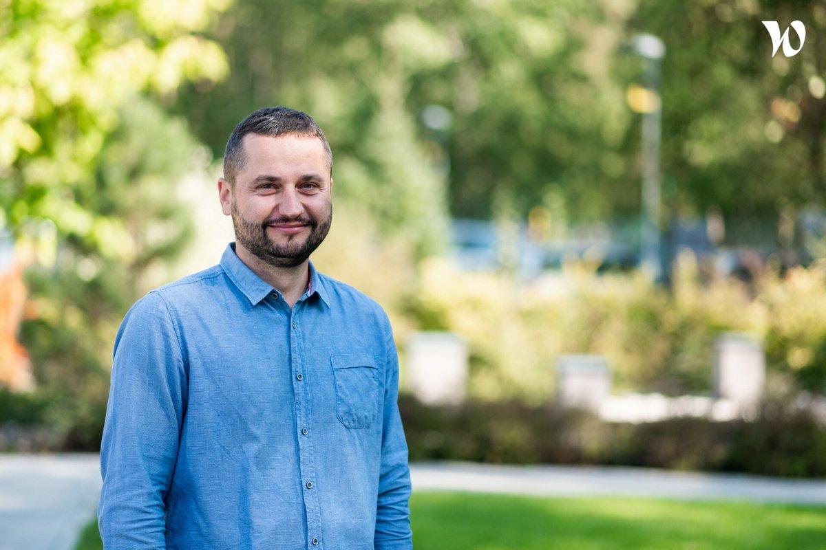 Pavel Němeček, Vedoucí oblasti Smart Technologie - OMEXOM GA Energo