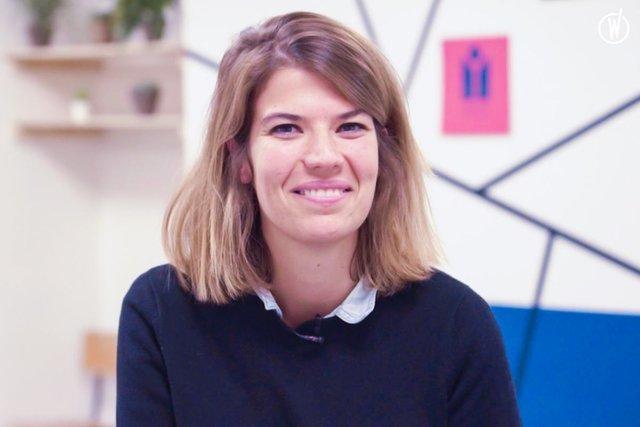 Rencontrez Sophie, Directrice du développement - HACKTIV
