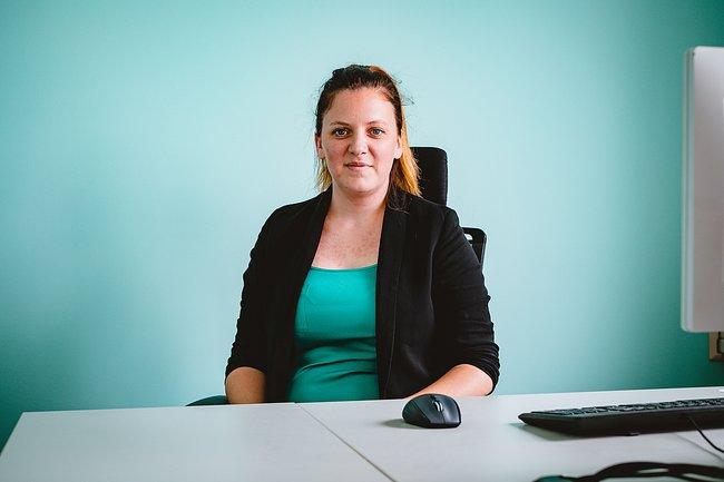 Simona Hřebíčková, Sales Controller - Siemens - závody