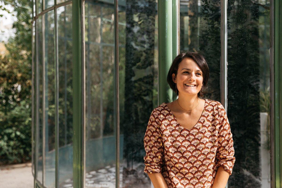 Anna Couton: les secrets d'une reconversion réussie