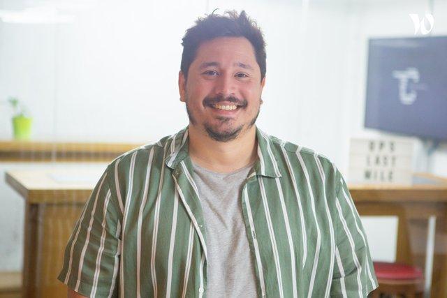 Rencontrez Gabriel, Head of Outsourcing - Coursier.fr