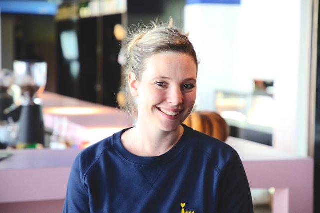 Rencontrez Nancy, Loft Manager - MAMA WORKS