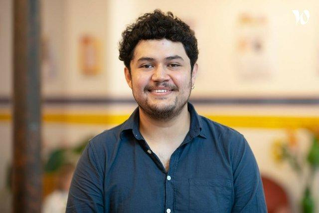 Rencontrez Angel  , Head of Product  - Ada Tech School