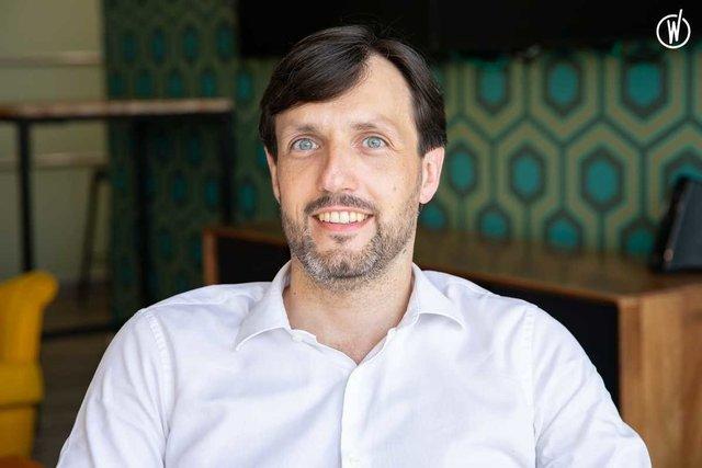 Meet Nicolas, Head of Product - Finance Active