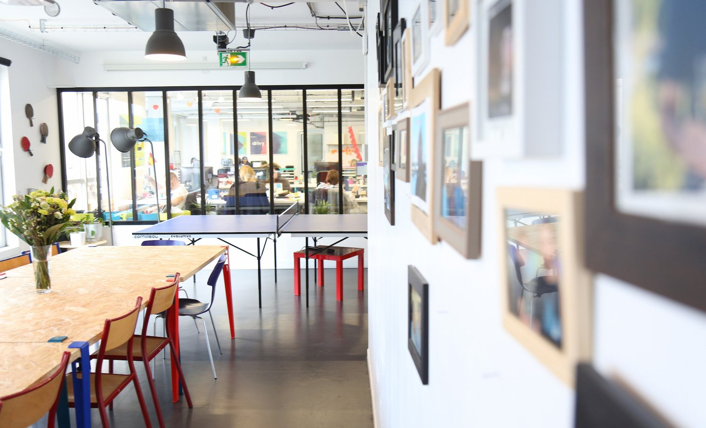 Visite de bureaux de startup: Getaround (exDrivy)