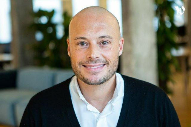 Rencontrez Jérémy, VP sales & co-founder  - Planity
