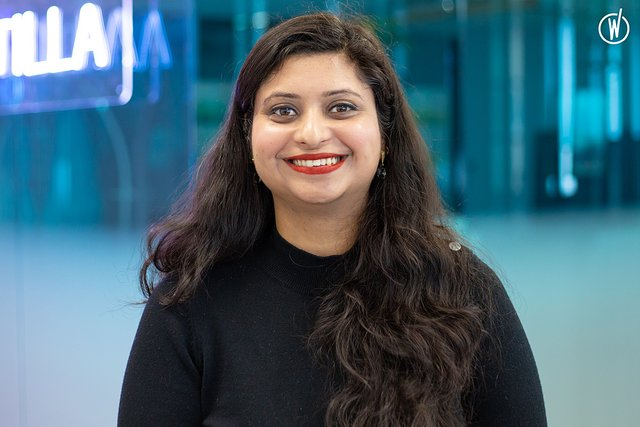 Meet Trisha, PhD, Scientific writer - Stilla Technologies
