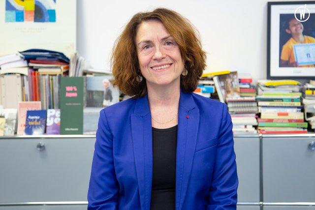 Rencontrez Danielle DESGUEES, Directrice Générale - BGE PaRIF