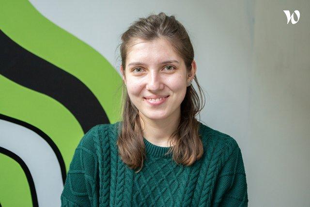 Rencontrez Katarzyna, Data Analyst - Agnostik