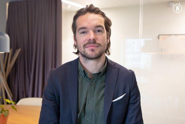 Rencontrez Vincent, Area Sales Manager - IWG (Spaces, Regus, Stop&Work, HQ, Signature)