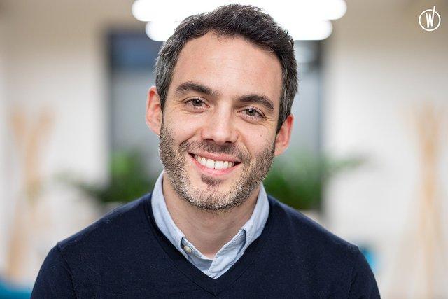 Rencontrez Pierre, Co-fondateur & CEO - Libeo