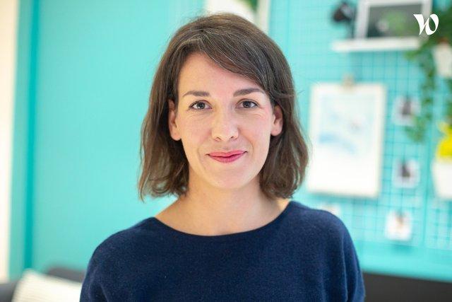Rencontrez Hélène, Directrice de la Stratégie et de l'Innovation - Market Value