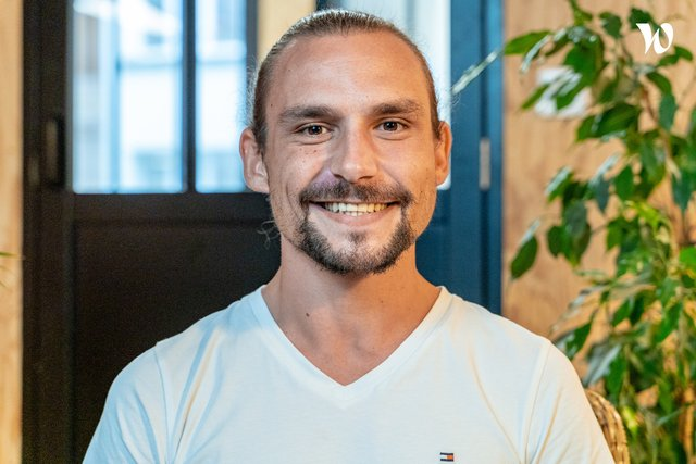 Rencontrez Julien, Lead media Analyst - Admo tv