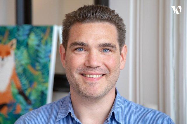 Rencontrez Tim, CEO - Tilkee