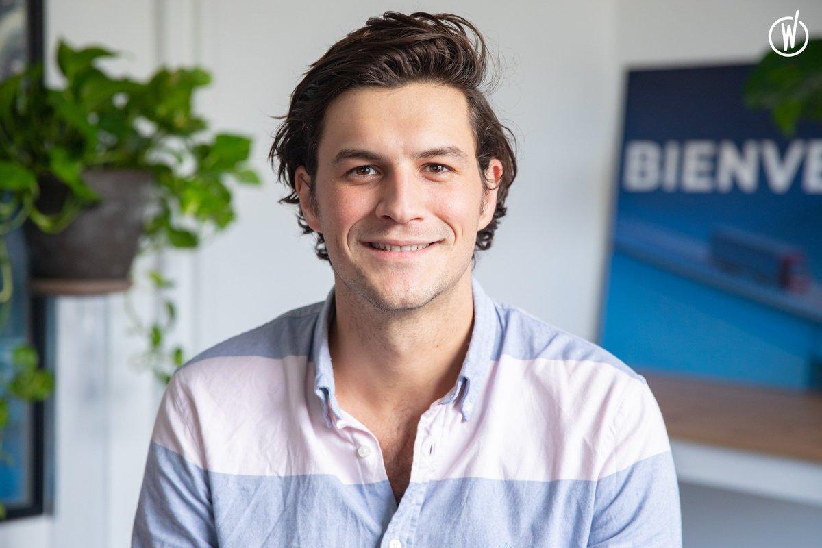 Meet Léo, Carrier Relationship Manager - Shippeo