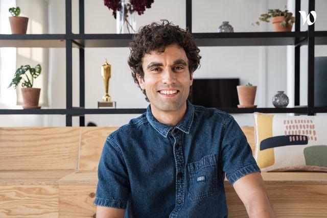 Rencontrez Frédéric, Co-fondateur - My Job Glasses