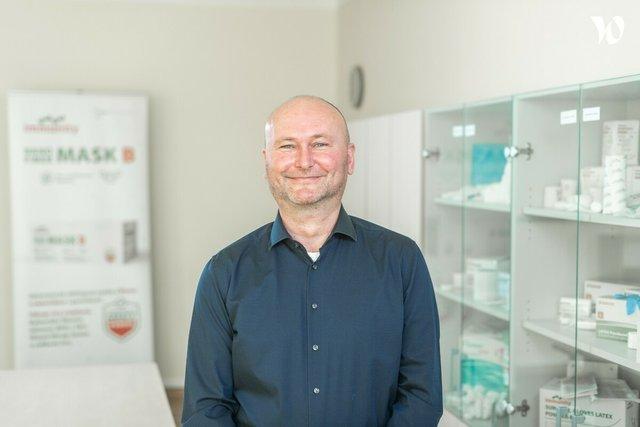 David Pancner, Chief Productions Officer  - BATIST Medical