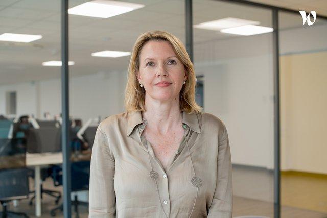 Meet Cybèle, CFO – VP Support. - Exotec