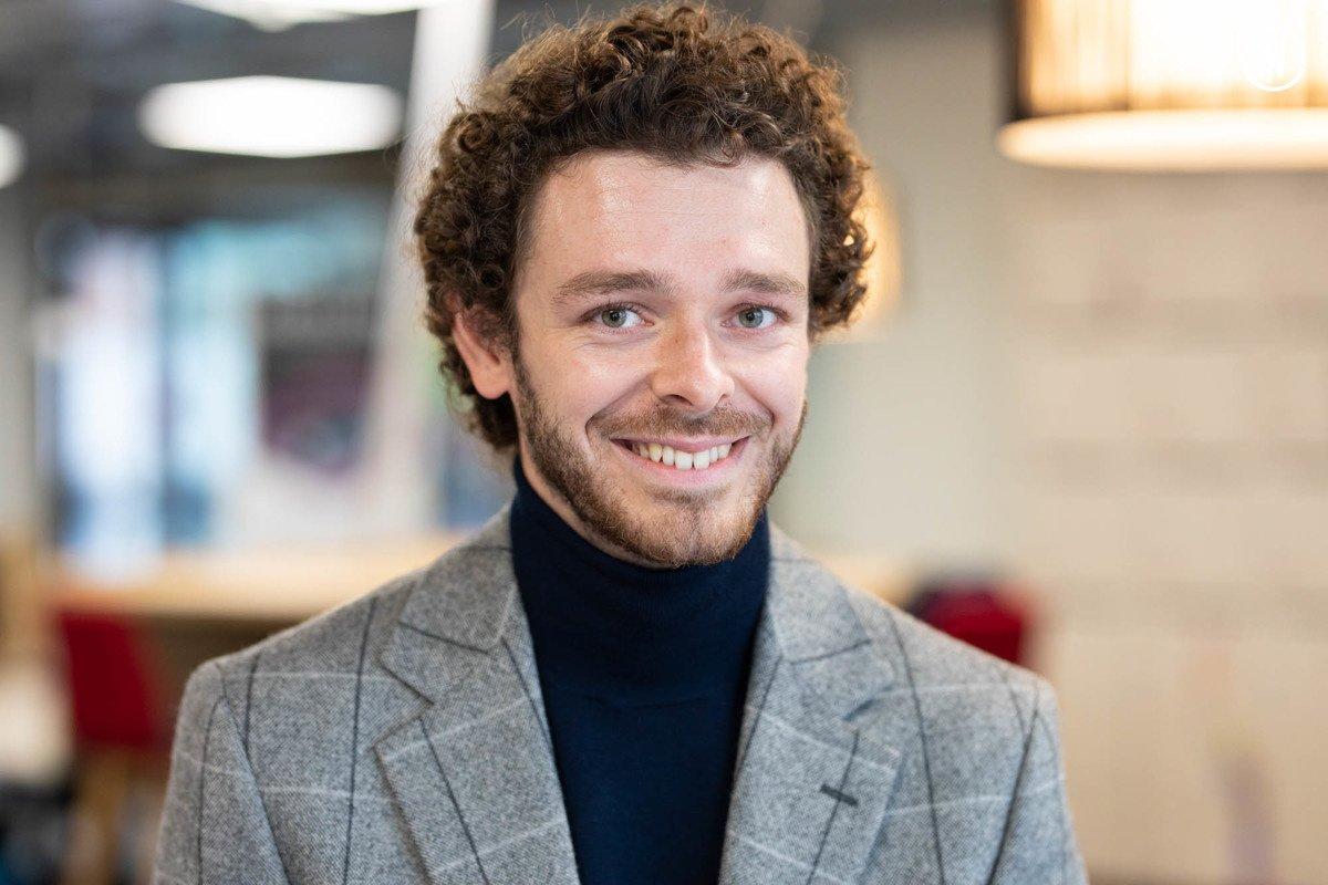 Rencontrez Yann, AI Scientist au sein du LAB R&D de Mantu  - Mantu