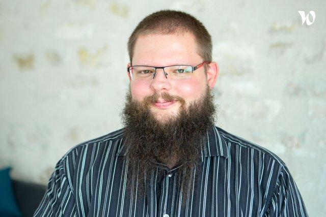 Rencontrez Pierre Adam, Head of Engineering - Merim Groupe