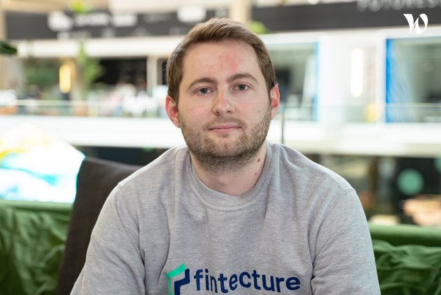 Rencontrez Bastien, Lead Software Engineer and Architect - Fintecture