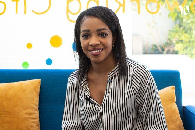 Rencontrez Diarra, Bénévole à Saint-Etienne et Présidente Nationale 2021  - Jeune Chambre Économique Française