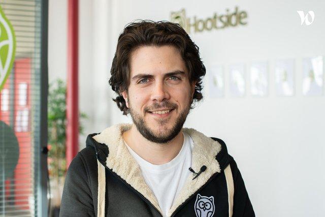 Rencontrez Quentin, Co fondateur et Game producer - Hootside