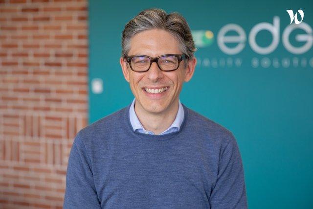 Rencontrez Antoine, CTO - D-EDGE Hospitality Solutions