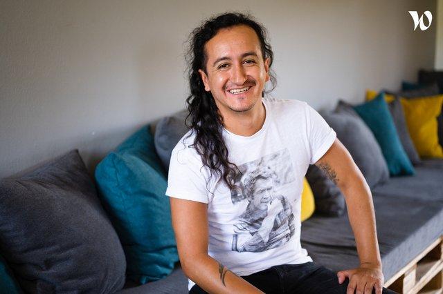 Ramiro, Product Manager - Kontentino