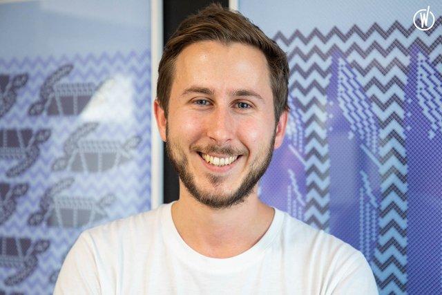 Rencontrez Quentin, Senior Designer - Landor & Fitch