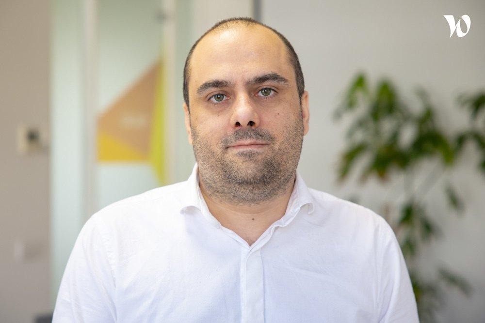 Meet Gamaliel, Senior Full Stack Developer - Amenitiz