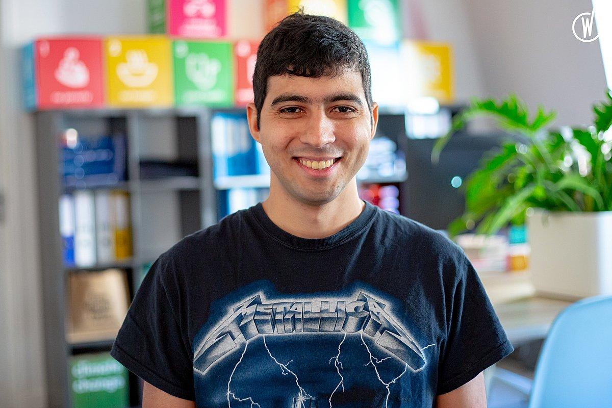 Rencontrez Daniel, Data scientist - nam.R