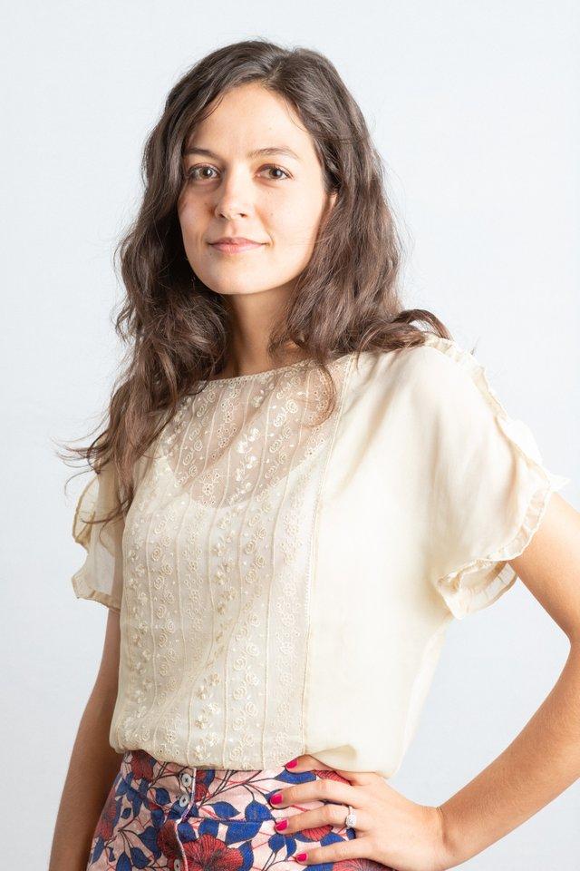 Marjorie, Lead Talent Acquisition - Qonto