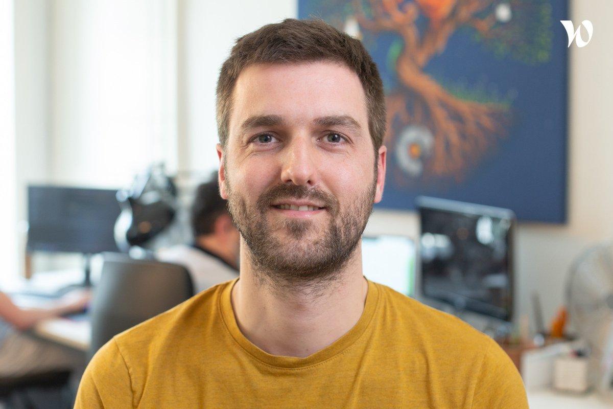 Rencontrez Victor, Lead Dev Symfony - Oreades